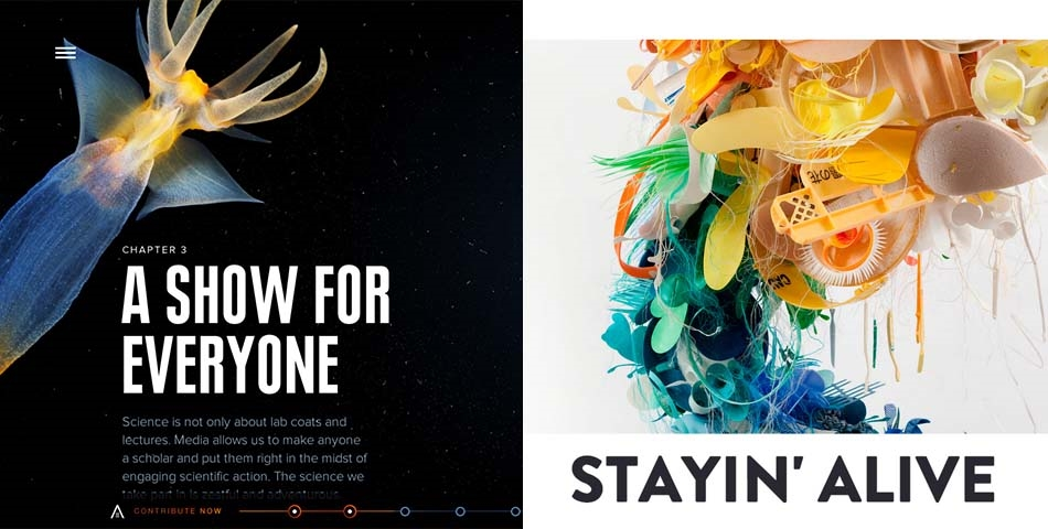 20 Beautiful Typography in Web Design
