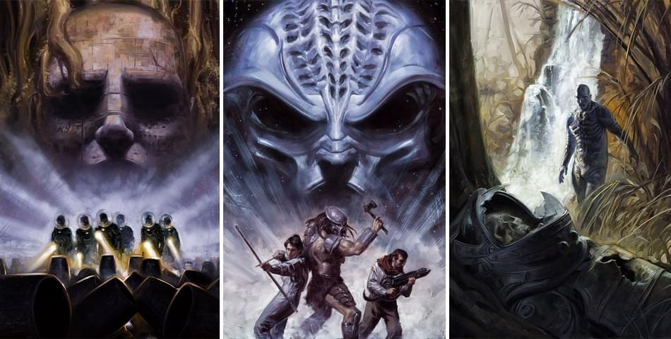 Dark Horse Comics Covers