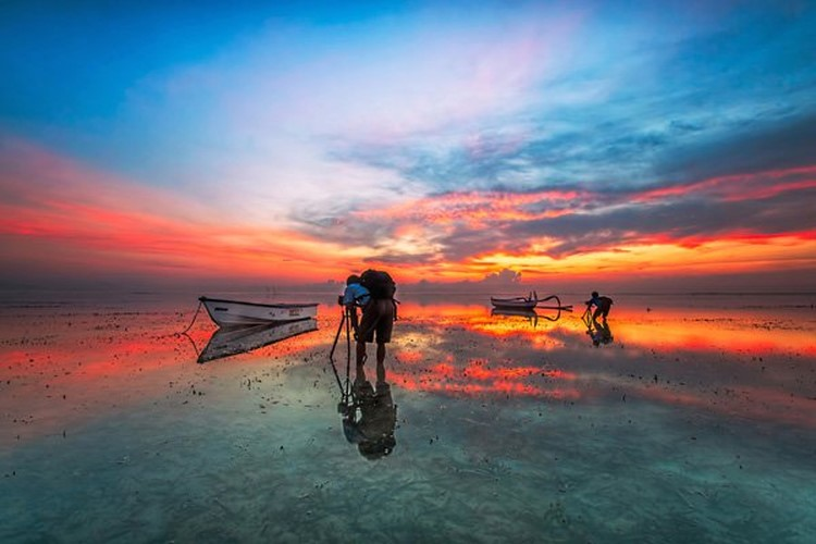 Stunning Sea Landscape Photography
