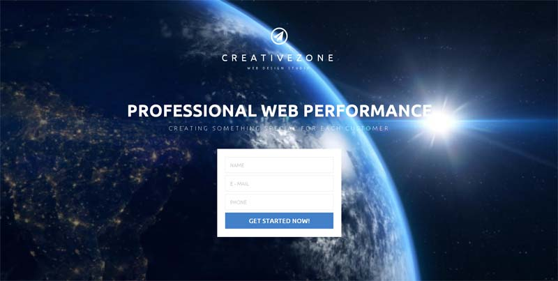 20 Most Beautiful Free Html5 Css3 Website Templates