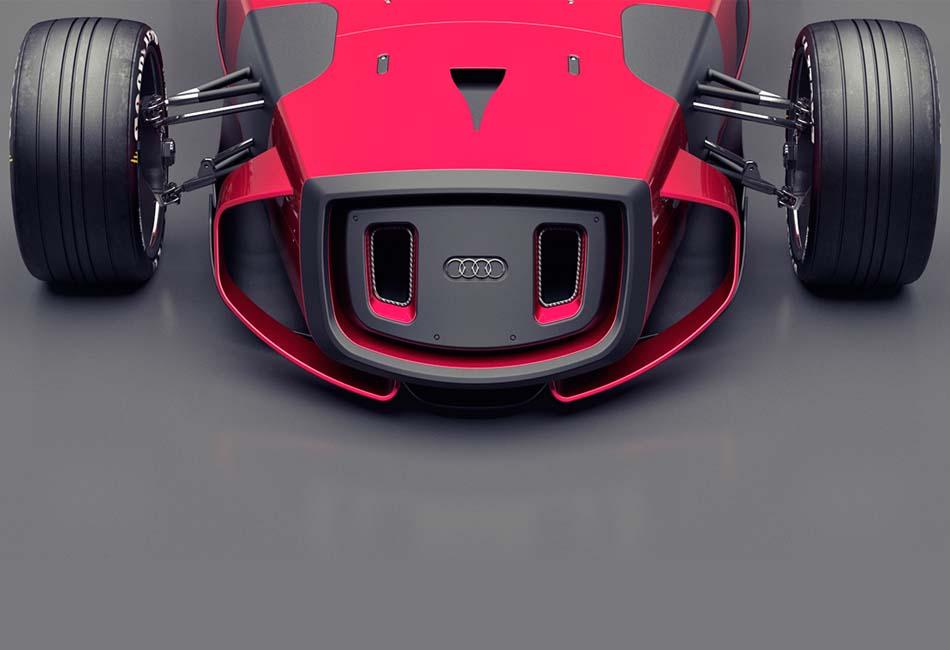 Audi Union 2017 Concept Design