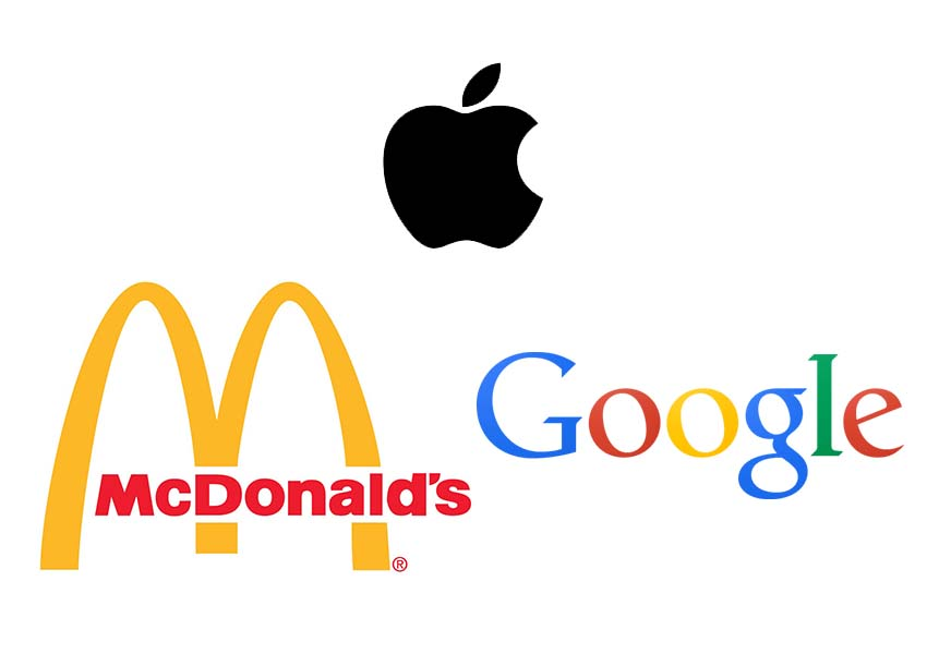 Make sure that your logo matches the theme of your website