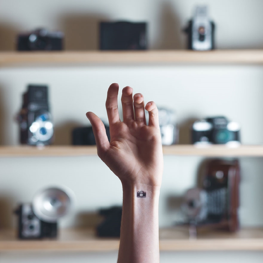Miniature-Tattoos-With-Matching-Backgrounds