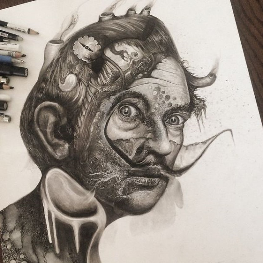 Splash-Ink-paintings-Chaos