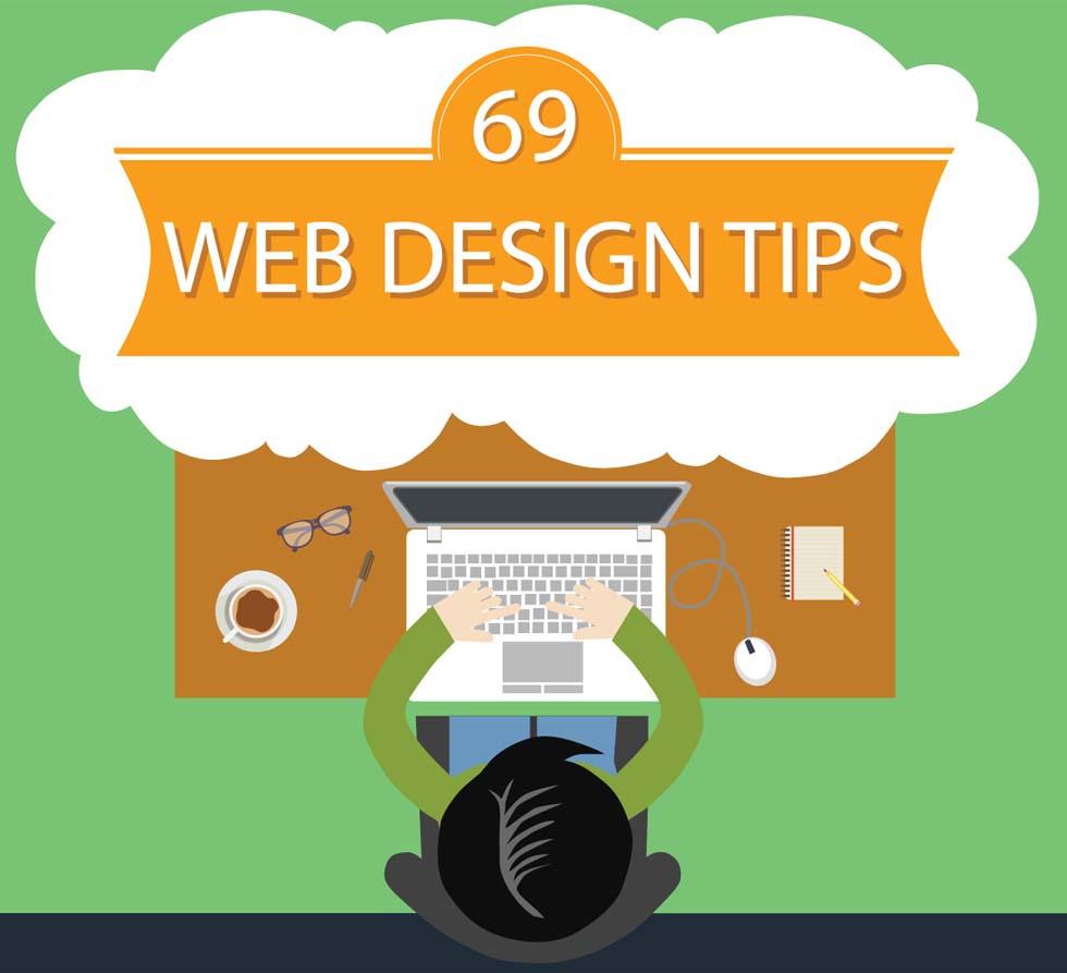 Web design guide: 69 website design tips for breathtaking websites 13