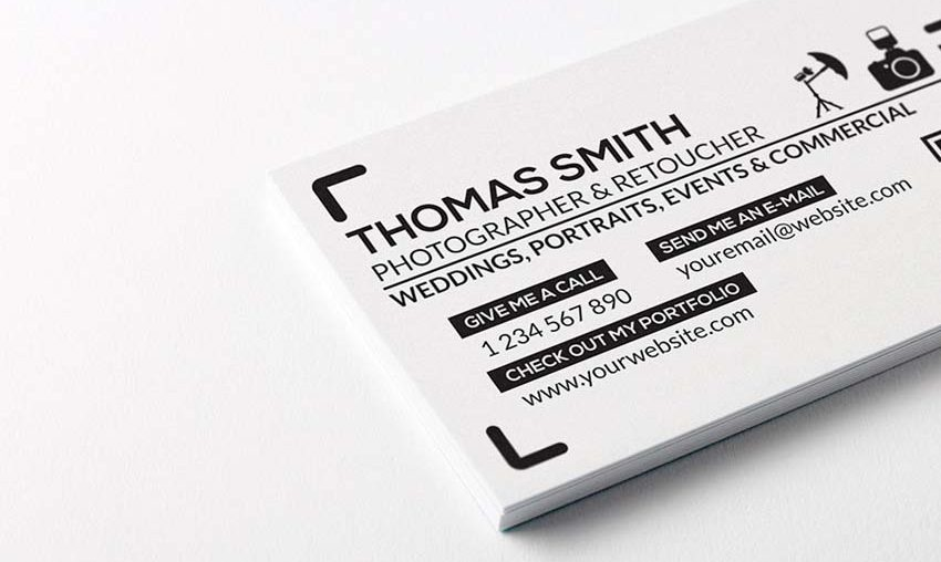 20 free printable templates for business cards wajeb Image collections