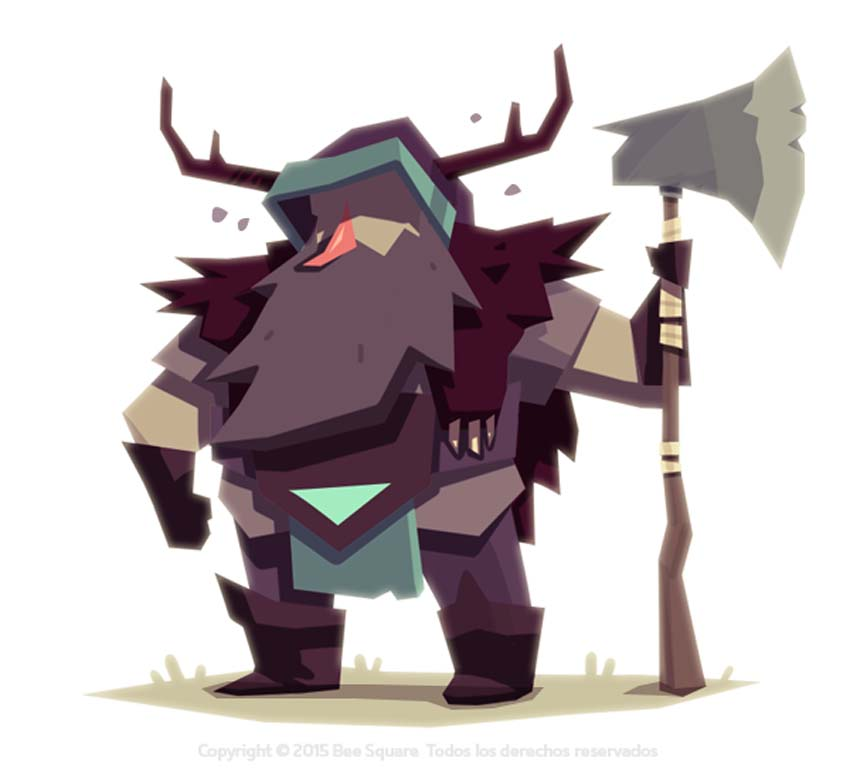 Character Design Generator Game : Video game character design collection by zinkase