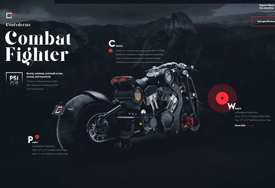 Cool and Modern Web Designs Gallery
