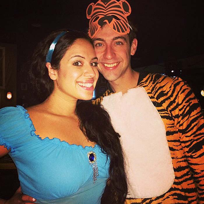 Delightful Disney Couples Costumes