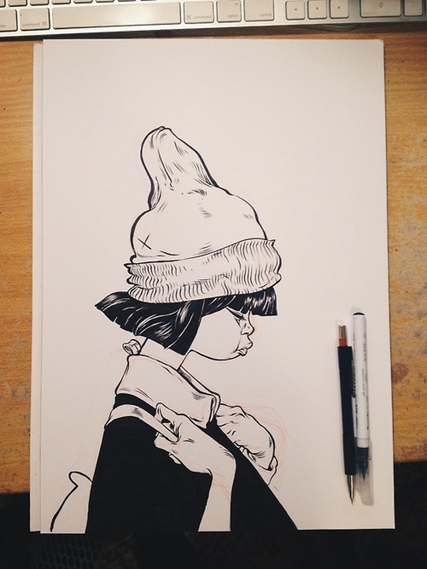 Quirky-Drawing-and-Illustrations