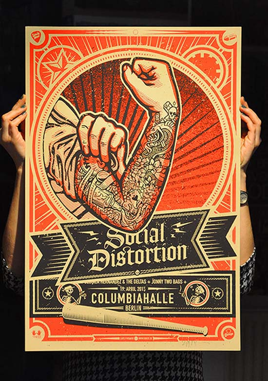 Cool-Gig-Posters-by-Lars