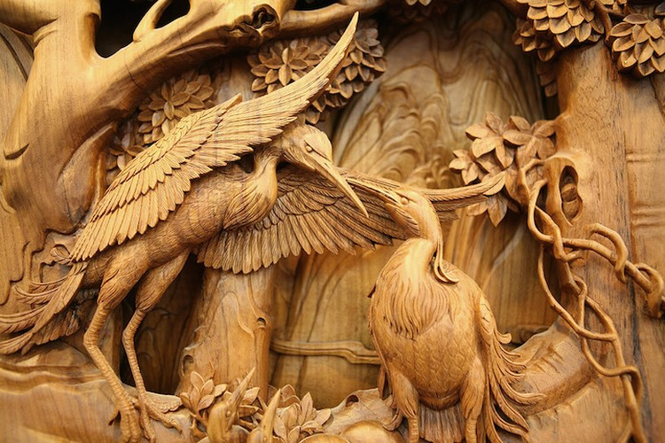 DongYang-Wood-Carving