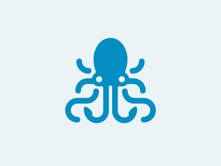 Line Drawing Logo : Inspirational line art logo designs