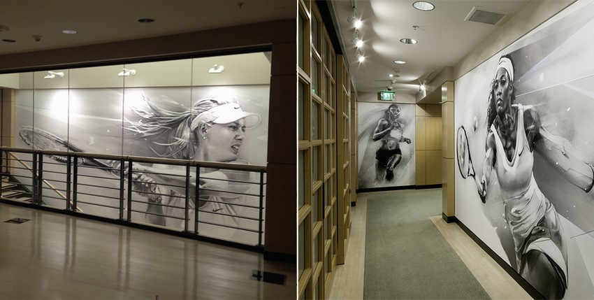 NIKE 4D Executive Offices