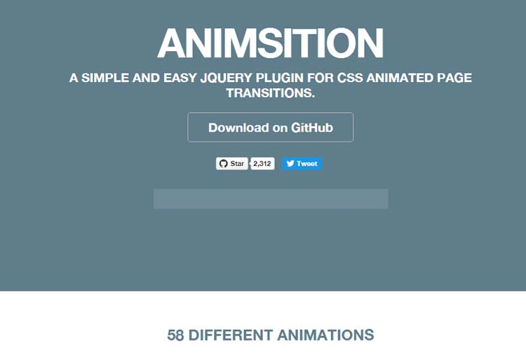 JavaScript Animation Plugins and Libraries