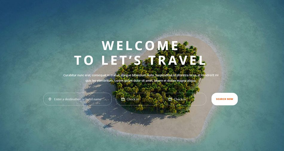 Best Hotel Website Templates for Hotel and Travel Booking Sites