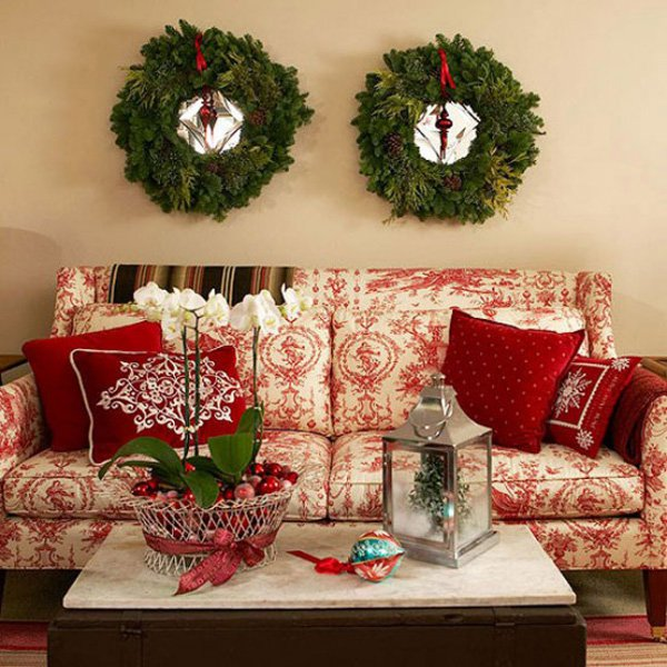Christmas Home Decoration Ideas - Old fashioned christmas decorating ideas