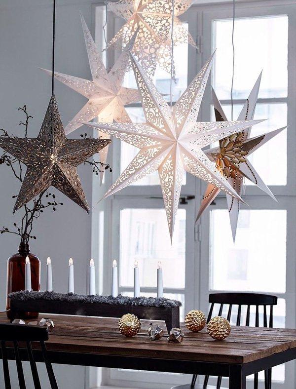 30 Christmas Home Decoration Ideas on