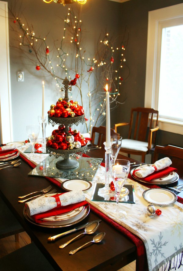 christmas home decoration ideas - Christmas Home Decor Ideas