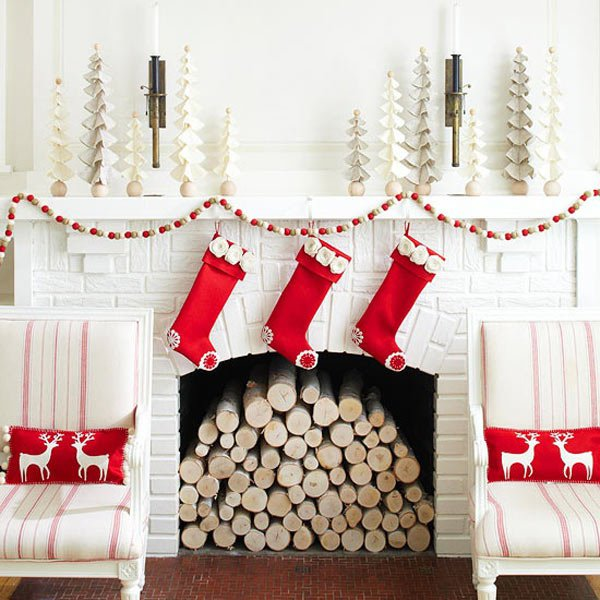 home Christmas decorations ideas