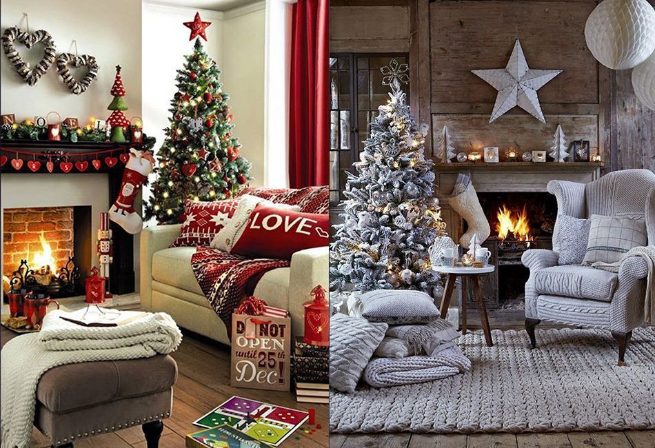 Christmas Home Decor.30 Christmas Home Decoration Ideas
