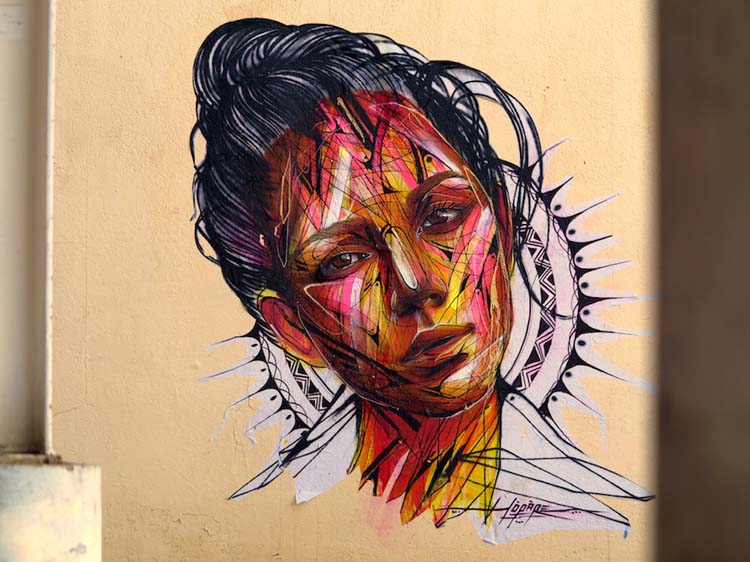 Street-Art-by-Hopare-in-Les-2-Alpes