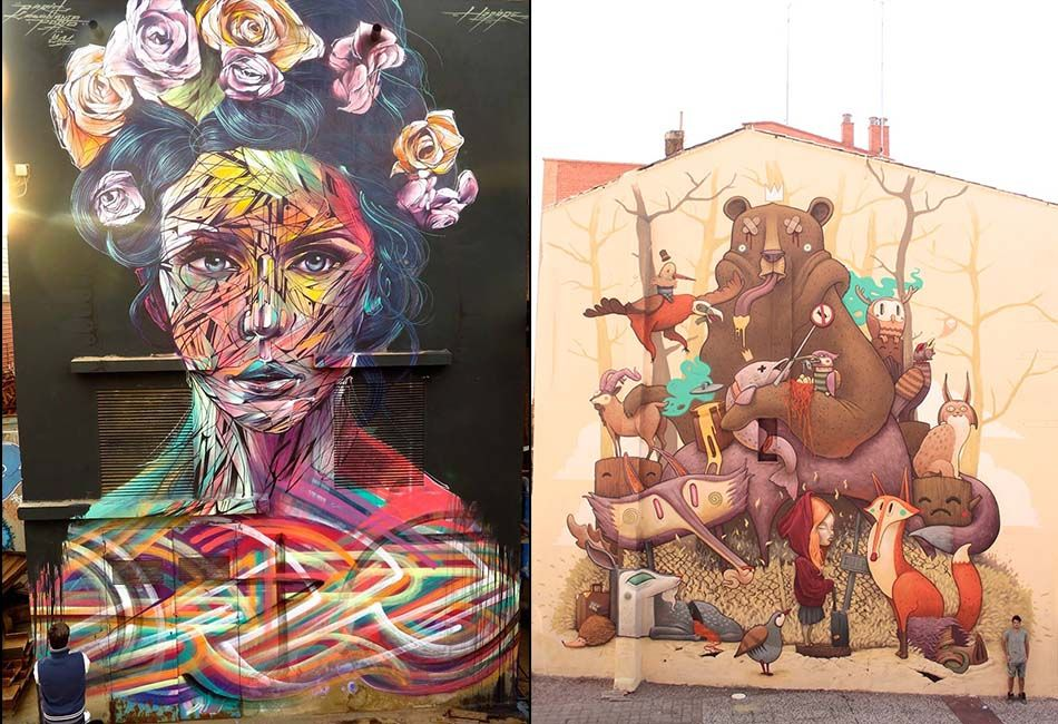 Wonderful Street Art and Graffiti Designs