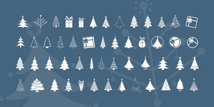 kg-christmas-trees-font