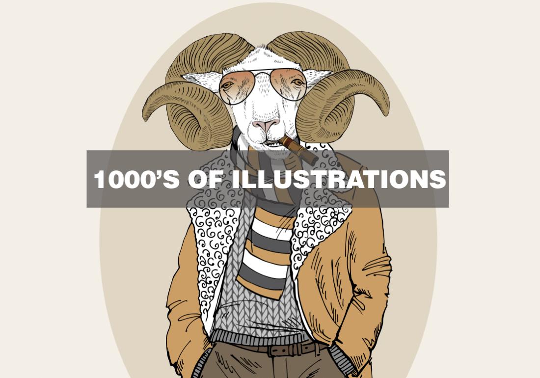 1000'sofIcons