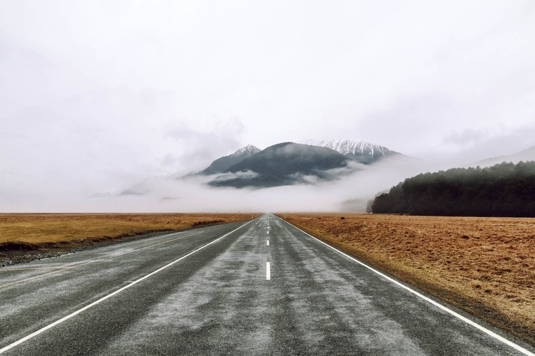 Fantastic Photography of New Zealand Roads