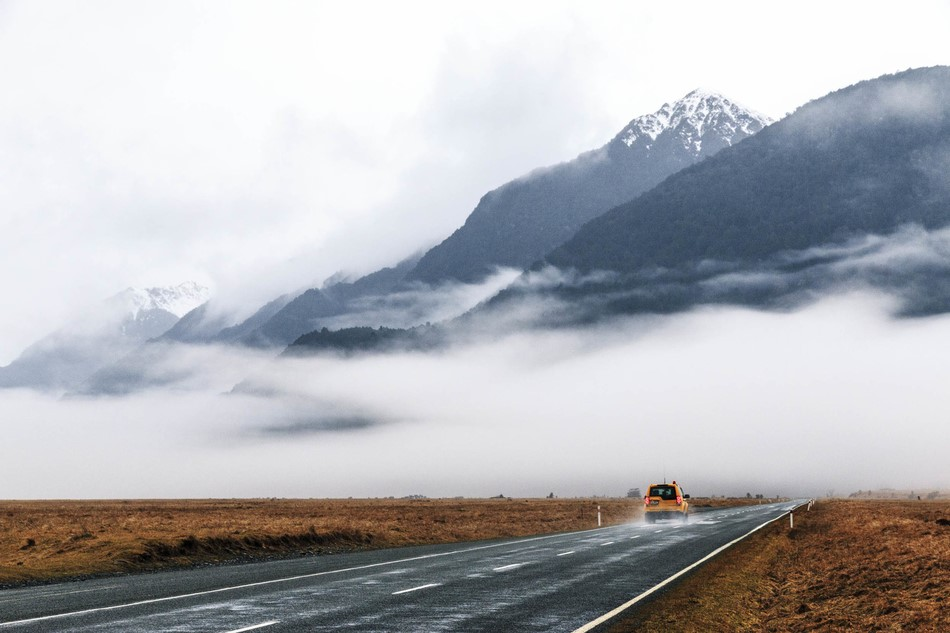 Fantastic Photography of New Zealand Roads