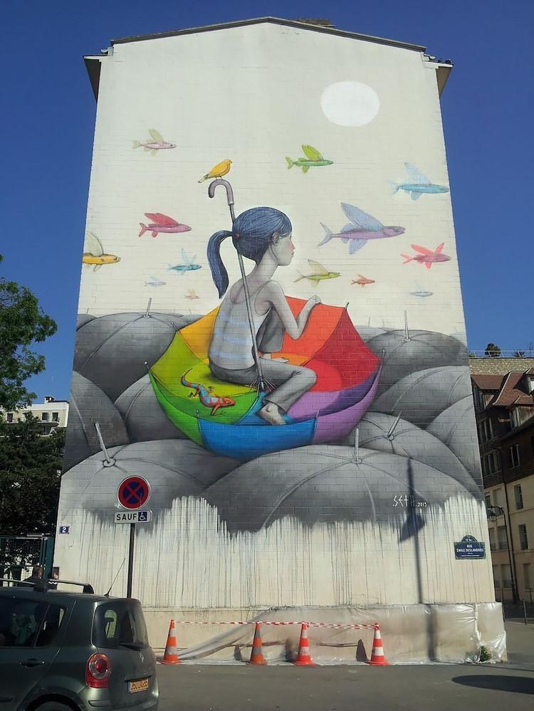 Street-Artist-Transformed-Buildings-into-Works-of-Art