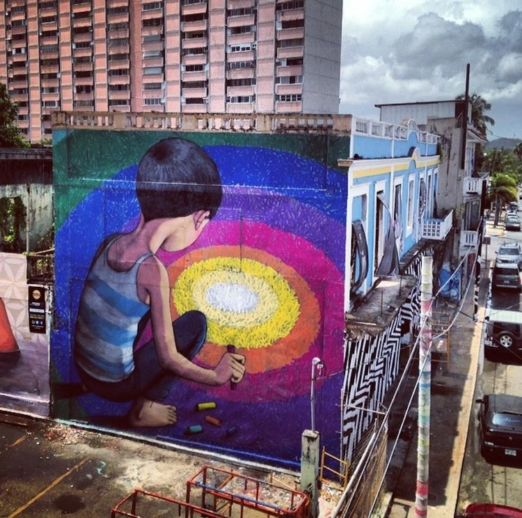 Street-Artist-Transformed-Buildings-into-Works-of-Art