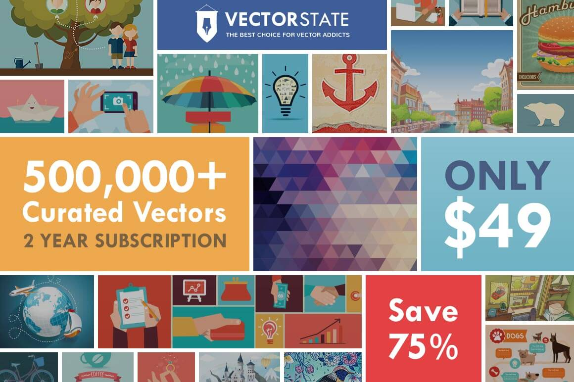 2-Year Subscription to Vectorstate 14