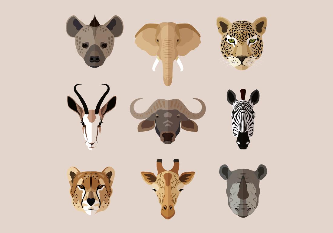animals-vector