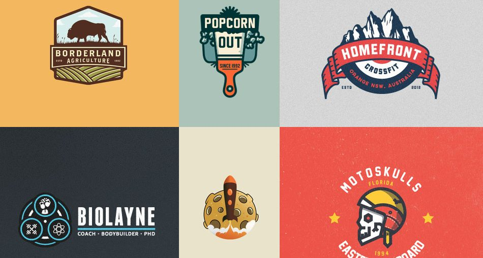 30 Great Emblem Logo Design Inspiration