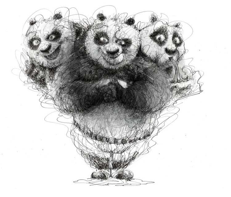 Wonderful-Pen-Stroke-Drawings-by-Italian-Artist-Erick-Centeno-017