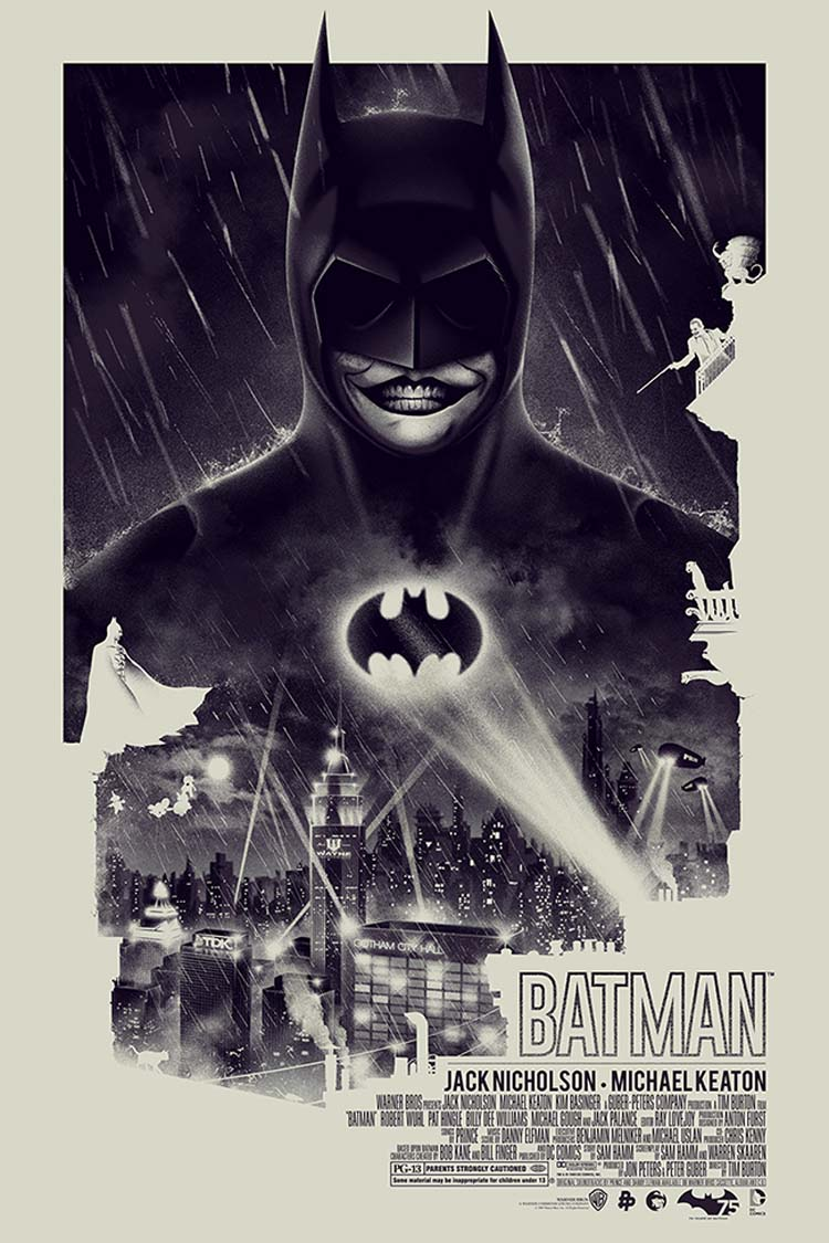 Best Movie Poster Illustrations