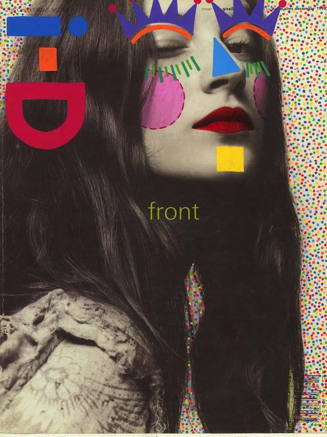 Illustrations on Fashion Magazine Covers