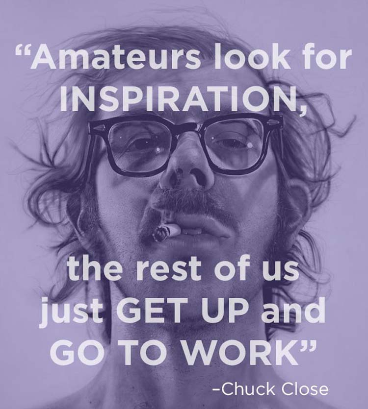 Motivating Artist Quotes