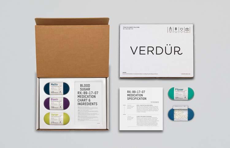 medicines packaging design