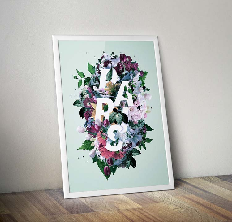 Floral-Typography-Designs-Blend-with-Flowers-006