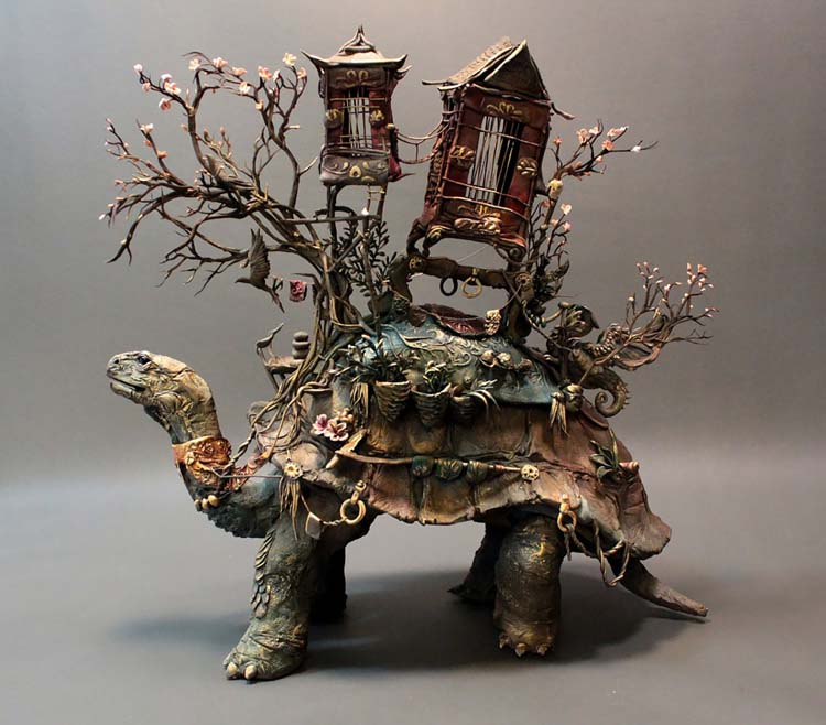 Incredible-Fantasy-Sculptures