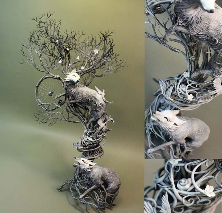 Incredible Fantasy Sculptures