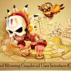 Mind Blowing Graphical User Interface