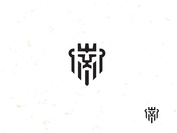 Intricate-Monoline-Logo-Designs-Will-Make-You-Inspire-008