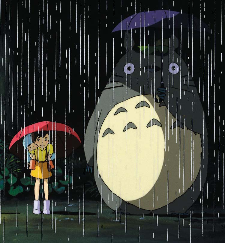 Studio Ghibli Smartphone Wallpapers