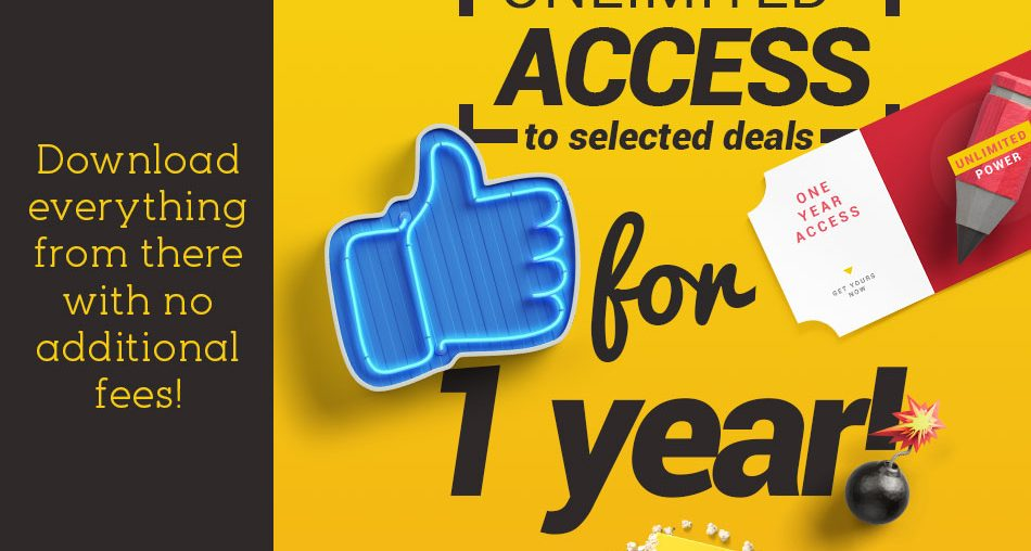 1 year access to Inky's Best Deals