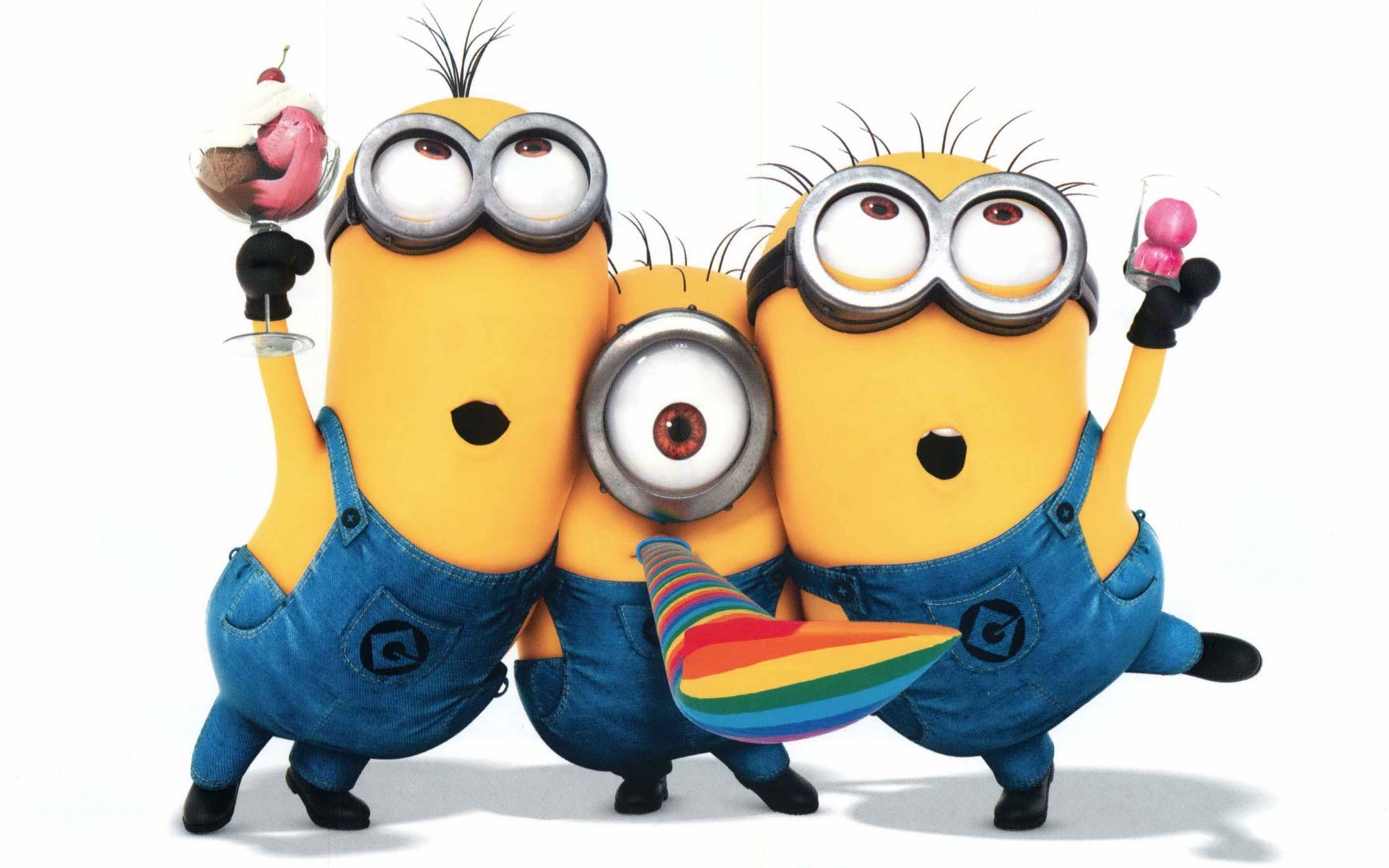 Cute Minions Wallpapers Collection 003