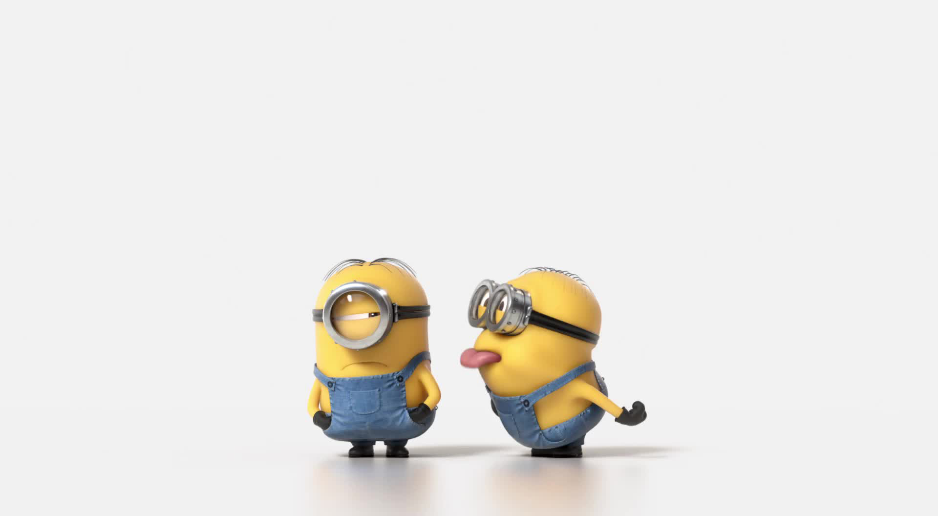 25 cute minions wallpapers collection - Despicable me minion screensaver ...